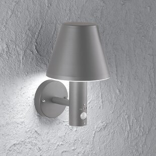 Saechao 1-Light Outdoor Wall Lantern By Sol 72 Outdoor