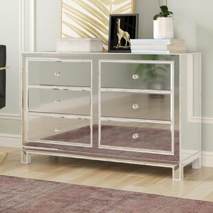 Mariaella 6 Drawer Double Dresser by Rosdorf Park 2019 Coupon