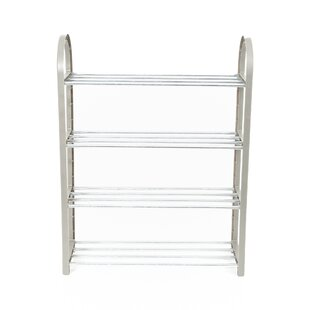 Review Compactor 8 Pair Shoe Rack (Set Of 4)
