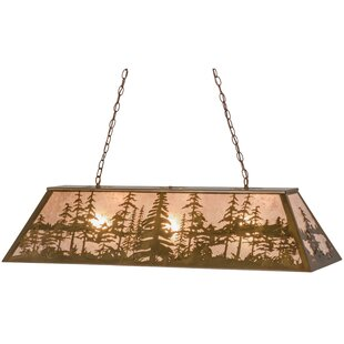Tall Pines 3-Light Pendant by Meyda Tiffany
