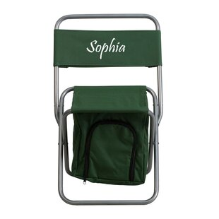Freeport Park Stevenson Embroidered Folding Camping Chair