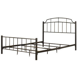 Keegan Panel Bed