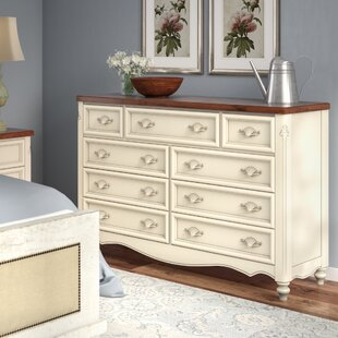 Brecon 9 Drawer Dresser