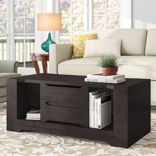 Latitude Run Esperance Coffee Table With Storage Wayfair Ca