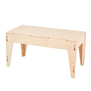 Sprout Caja Wood Storage Bench