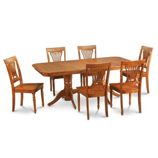 Pillsbury 7 Piece Extendable Dining Set by August Grove Looking for