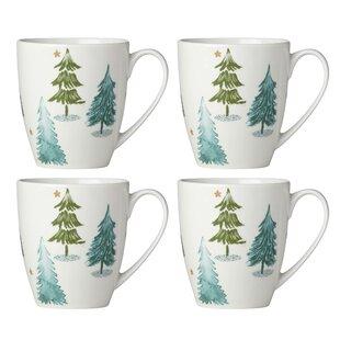 Balsam Lane Coffee Mug (Set of 4)