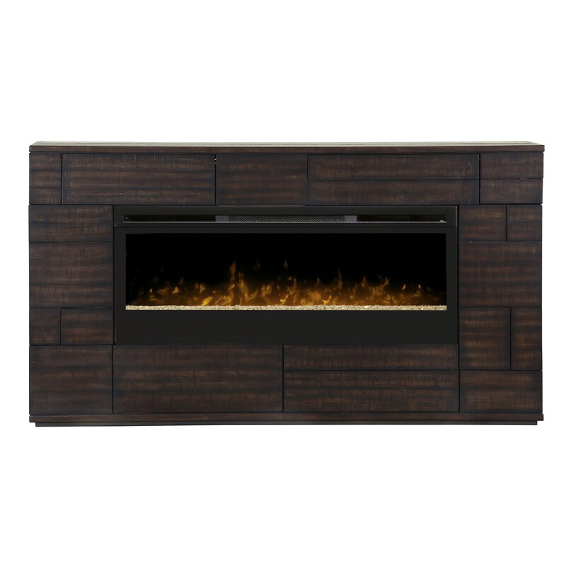 Dimplex Markus Media Console Wall Mounted Electric Fireplace Wayfair