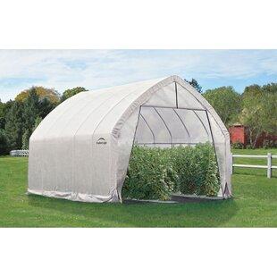 ShelterLogic GrowIT 13 Ft. W x 20 Ft. D Greenhouse