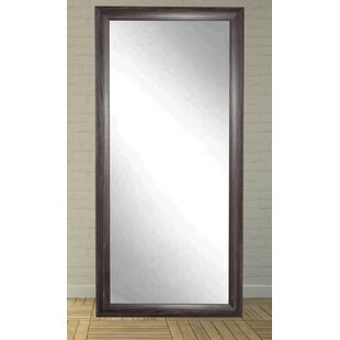 Compare prices Rectangle Full Length Wall Mirror By Loon Peak