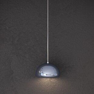 Wade Logan Alex 1-Light Dome Pendant