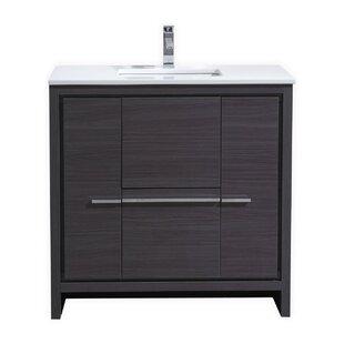 modern bathroom vanities cabinets allmodern