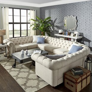 Three Posts Gowans Sectional