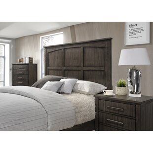 Best Reviews Bedfordshire King Panel Headboard by Three Posts