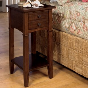 Edgington End Table With Storage by Darby Home Co