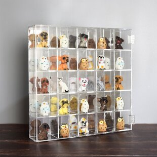 Collectible Display Cabinet Wayfair