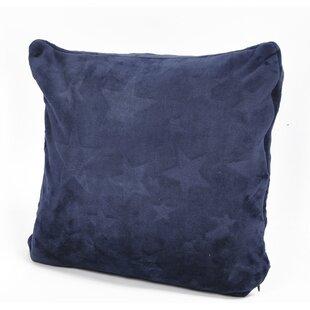 Jarrod Stars Printed Cozy Throw Pillow