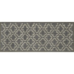 Looking for Shebeen Floral Gray/White Indoor/Outdoor Area Rug By Charlton Home