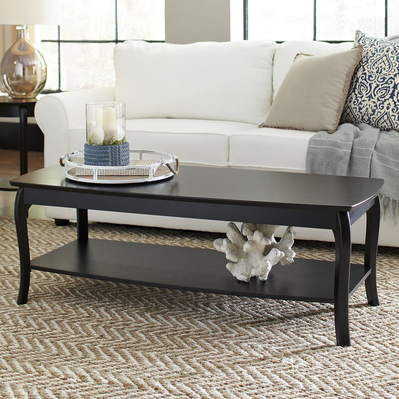 Treadaway Rectangular Coffee Table