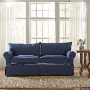 Jameson Sleeper Sofa with Contrast Welt by Birch Lane™