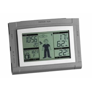 Chretien Weather Station By Symple Stuff
