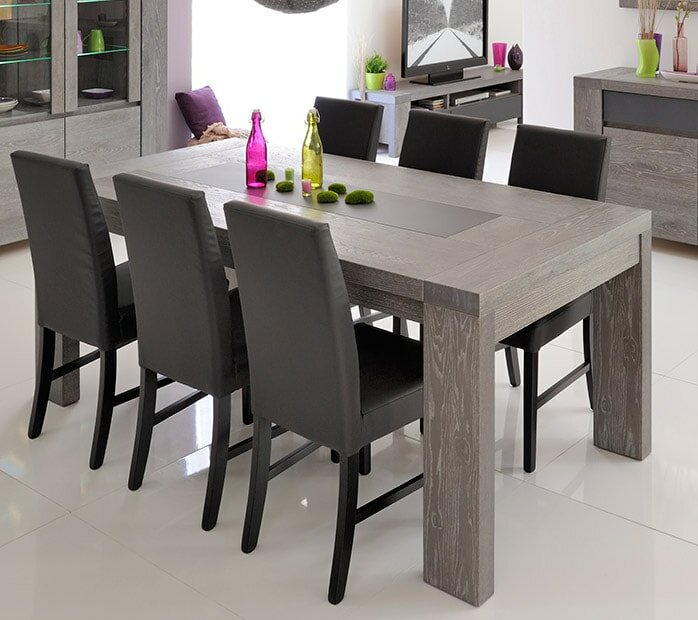 Extending Dining Room Tables parisot bristol extendable dining table & reviews | wayfair