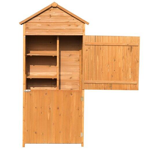 hazelwood home 190 x 90 x 50 cm aufbewahrungsschrank bewertungen. Black Bedroom Furniture Sets. Home Design Ideas