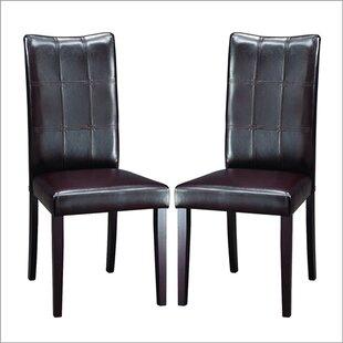 Latitude Run Calla Upholstered Dining Chair (Set of 2)