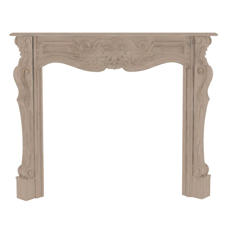 The Deauville Fireplace Mantel Surround