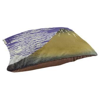 Tucker Murphy Pet Burkart Japanese Cranes Designer Pillow Wayfair