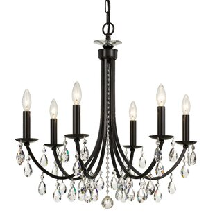 House of Hampton Catchings 6-Light Candle..