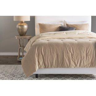 Bungalow Rose Carrillo 3 Piece Comforter Set