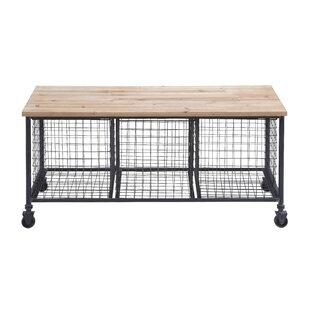 Basilio Storage Bench