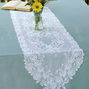 Heritage Lace Table Runners Youu0027ll Love   Wayfair