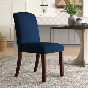 Bishop Upholstered Side Chair