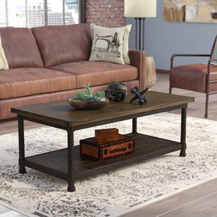 Elliott Coffee Table by Williston Forge