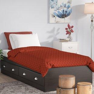 Andover Mills Revere Storage Platform Bed