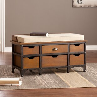 Beloit Storage Bench by Trent Austin Design