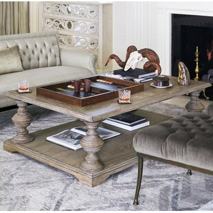 Campania Coffee Table by Bernhardt