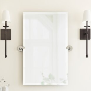 Clearance Channel Bathroom/Vanity Mirror By Gatco
