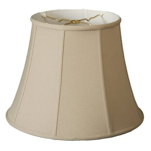 Low priced 20 Linen Bell Lamp Shade By Alcott Hill