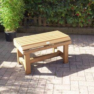2 Sitzer Gartenbank Aus Holz