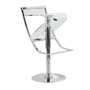 LeisureMod Napoli Adjustable Height Swive..