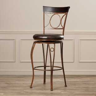 Rosalia 30 Swivel Bar Stool World Menagerie