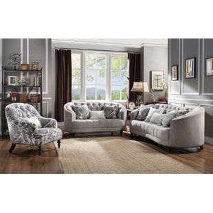 Top Reviews Natanael 3 Piece Living Room Set by One Allium Way Reviews (2019) & Buyer's Guide