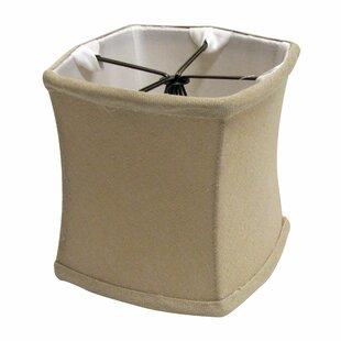 Soft 5.5 Linen Box Lamp Shade