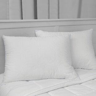 Alwyn Home Giuliano Quilted Gel Core Memory Foam Pillow (Set of 2)