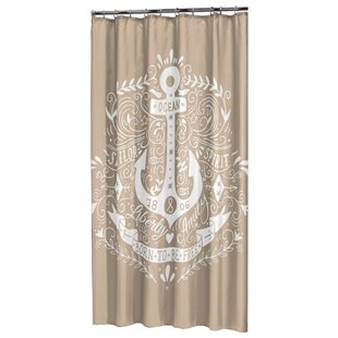 Anchor Single Shower Curtain