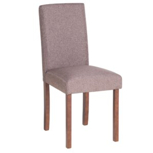 Buck Upholstered Dining Chair by Red Barrel Studio
