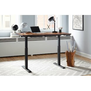 Lena Standing Desk by 17 Stories Modern